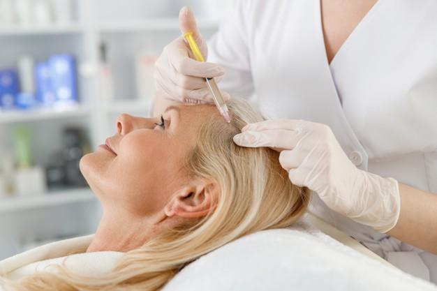 τριχόπτωση- dermology